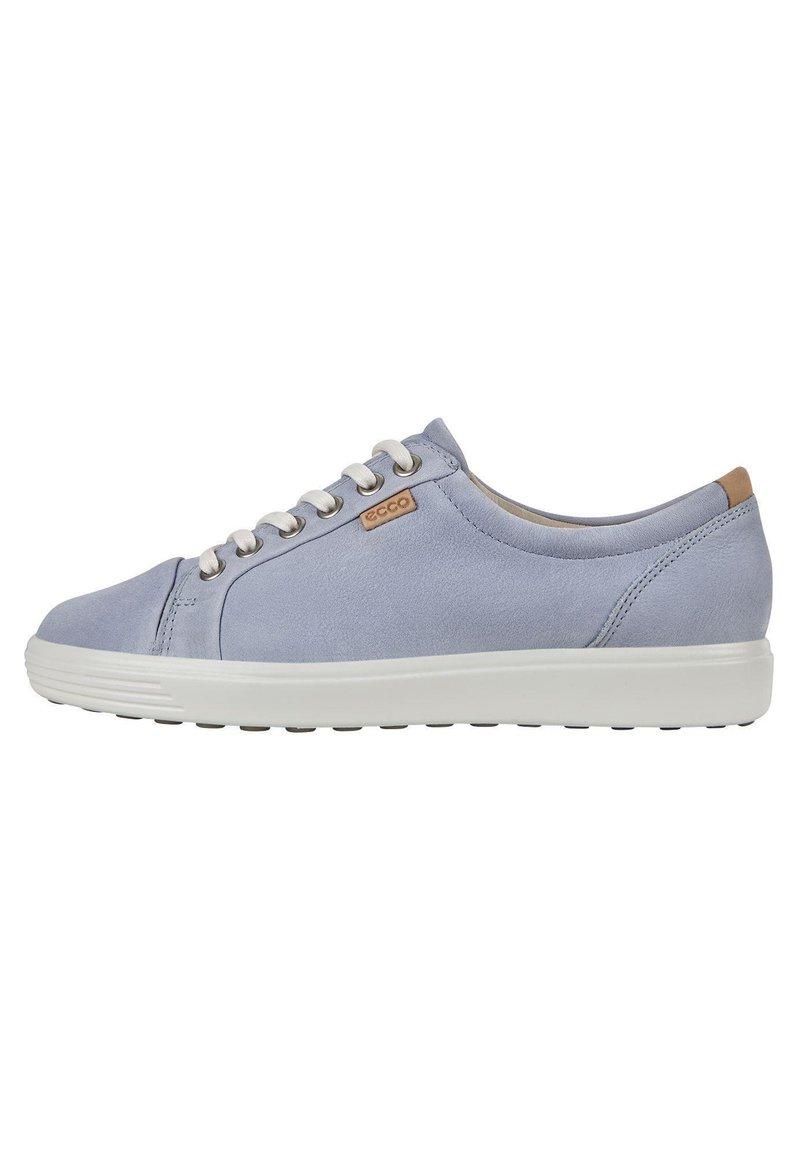 ECCO - SOFT - Sneakers laag - dusty blue