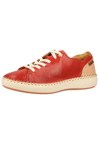 Pikolinos - Chaussures à lacets - coral - 2