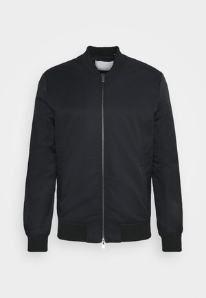 JAXON JACKET - Bomberjacks - anthracite black