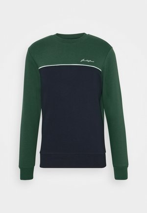Sweatshirt - trekking green