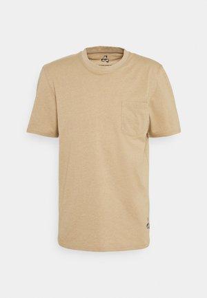 Basic T-shirt - humus