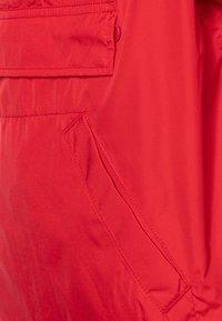 GAP - UNISEX  ANORAK - Lehká bunda - pure red - 2