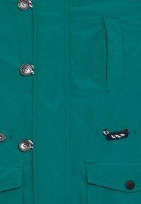 Friboo - Zimní kabát - teal green - 3