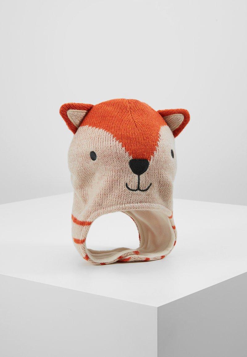 JoJo Maman Bébé - FOX HAT - Beanie - rus