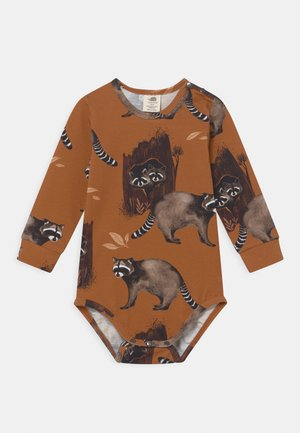 CURIOUS RACCOONS UNISEX - Body - brown