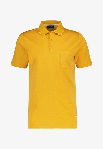Polo shirt - honig
