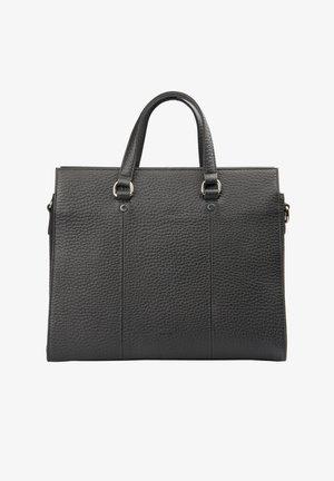 TILDE - Tote bag - black