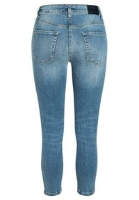 Cambio - PARIS ZIP - Slim fit jeans - summer mid used - 2