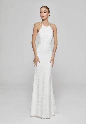 Maxi dress - ivory