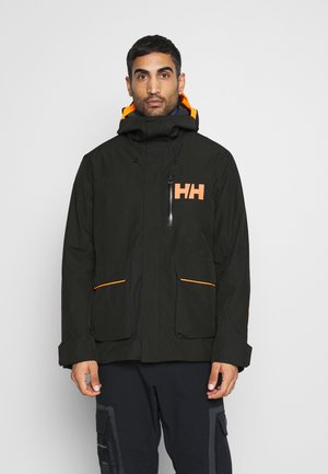 KICKINGHORSE JACKET - Ski jacket - black