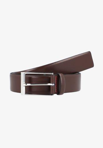 GAMALY  - Belt business - dark brown