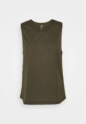 TANK - Top - forest green