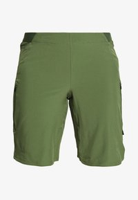 Patagonia - TYROLLEAN BIKE SHORTS - kurze Sporthose - camp green - 3