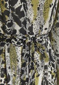 VILA PETITE - VIJEMO MIDI DRESS - Maxi dress - birch - 2