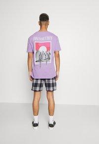 YOURTURN - UNISEX - T-shirts med print - lilac - 0