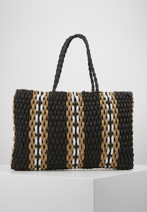 STRANDY BAG - Tote bag - black