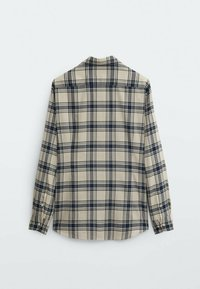 Massimo Dutti - SLIM FIT - Shirt - beige - 3