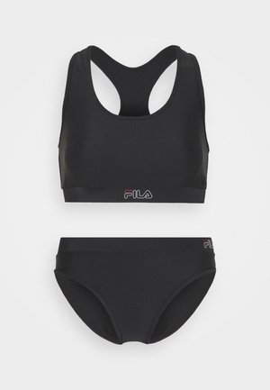 YAKIMA SET - Bikini - black