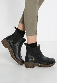 El Naturalista - Ankle boots - black - 0