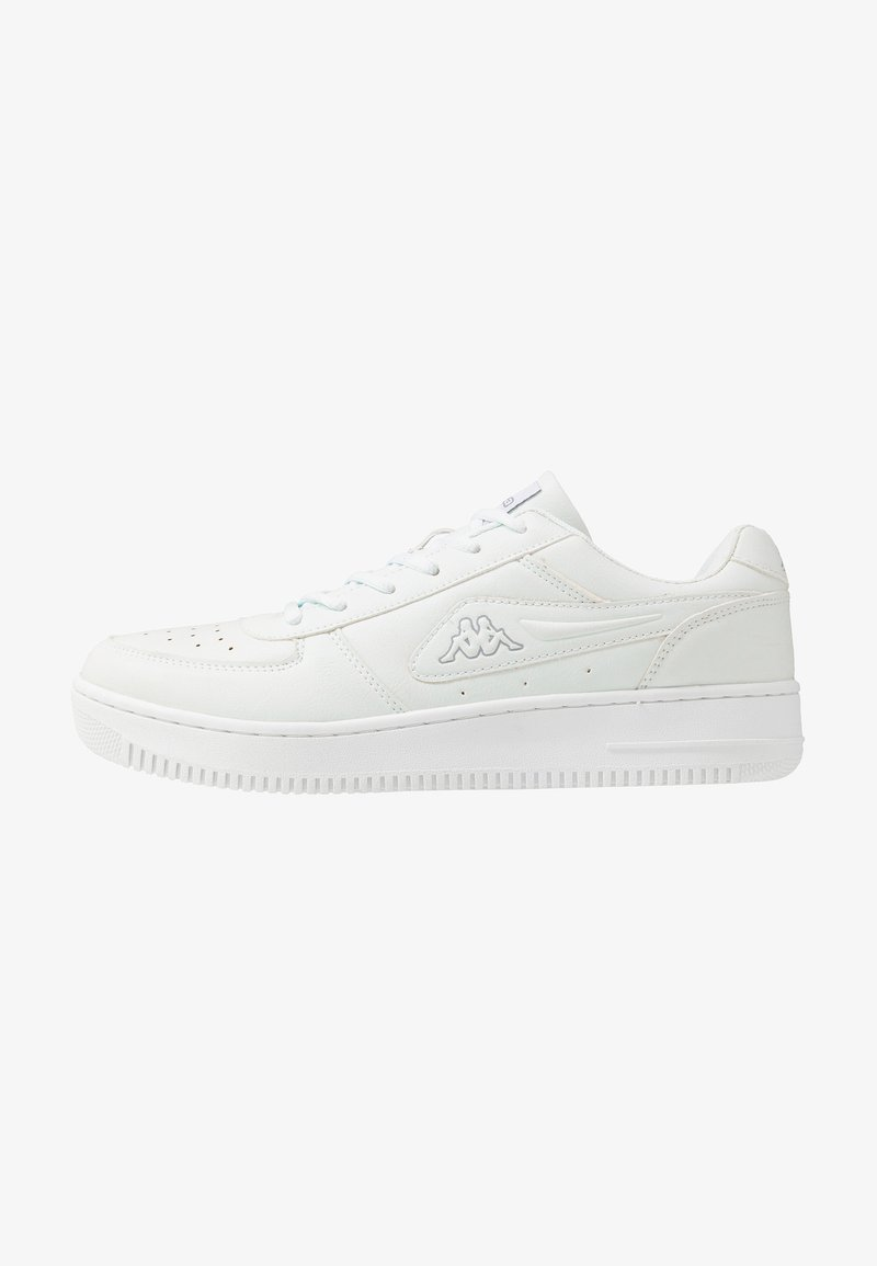 Kappa - BASH - Sportschoenen - white/light grey