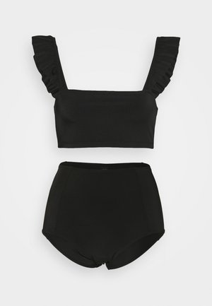 ELLA TOP MARGIE - Bikini - black