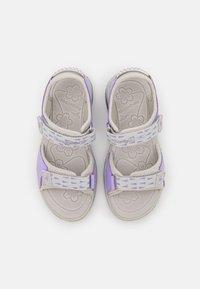 KangaROOS - K-BLONDE - Walking sandals - vapor grey/lavender - 3