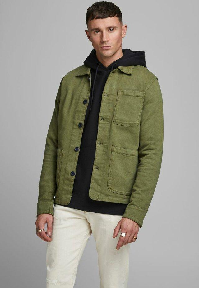 Light jacket - olive night