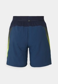 adidas Performance - Sports shorts - dark blue - 5