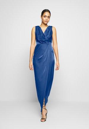 SOLTA MAXI - Vestido de fiesta - cobalt