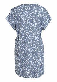 Vila - Day dress - colony blue - 6