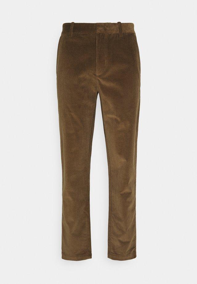 PAVEL TROUSER - Pantalon classique - ermine