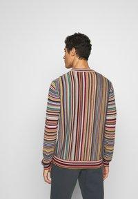 Paul Smith - GENTS PULLOVER CREW NECK - Jumper - multicoloured - 2
