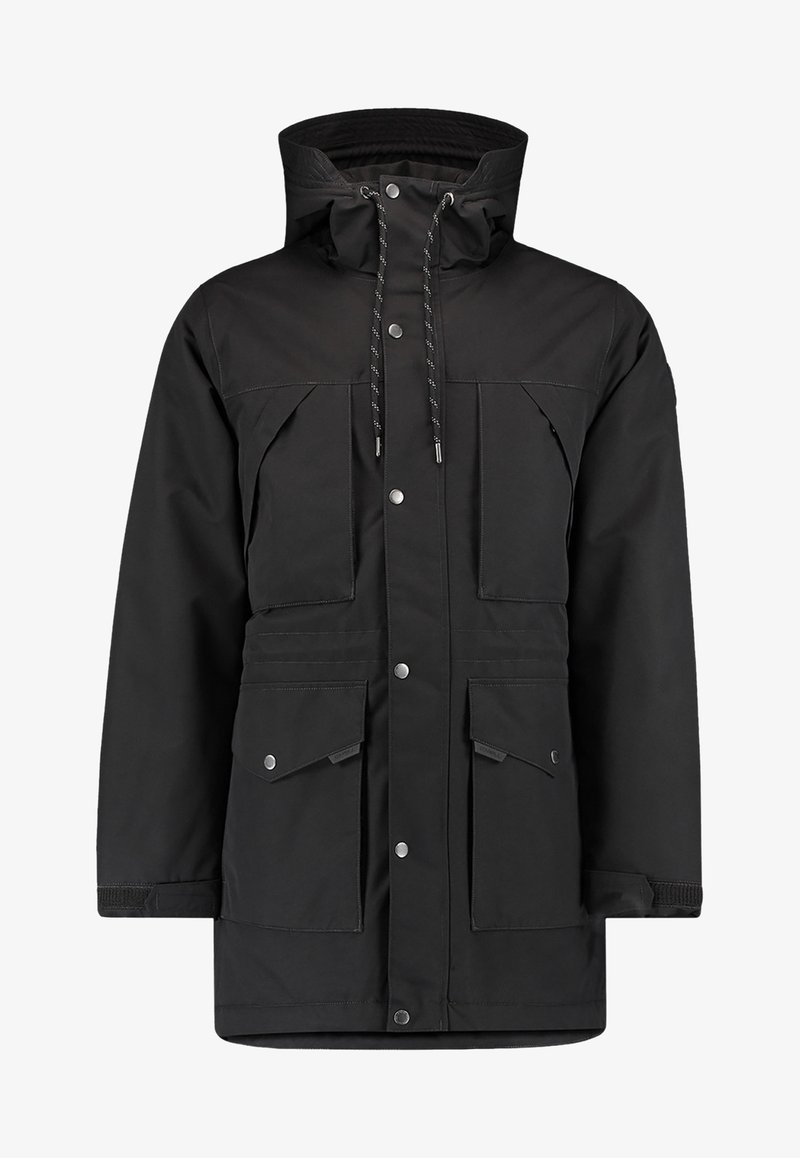 O'Neill - JOURNEY PARKA JACKET - Snowboard jacket - black out
