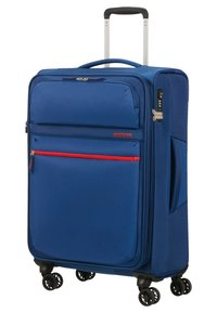 American Tourister - MATCHUP - Wheeled suitcase - neon blue - 2