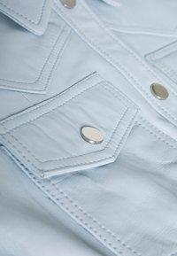 Ibana - JESSY - Leather jacket - ice blue - 2