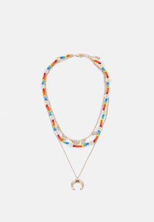 FGKAROLINE COMBI NECKLACE - Necklace - gold-coloured/multi