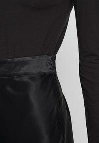 Second Female - EDDY SHORT SKIRT - A-line skirt - black - 4