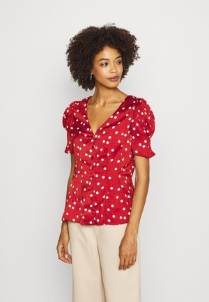 CAROLINA - Blouse - terracotta