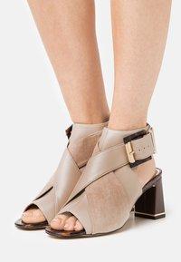River Island - Sandals - beige - 0