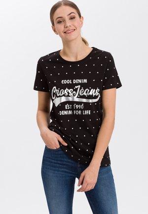 MIT ARM - Print T-shirt - black