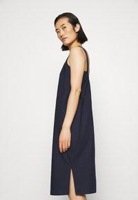 ARKET - DRESS - Korte jurk - blue dark - 4