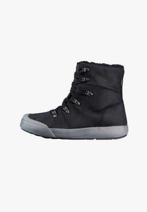 ELENA  WP  - Hiking shoes - black/drizzle
