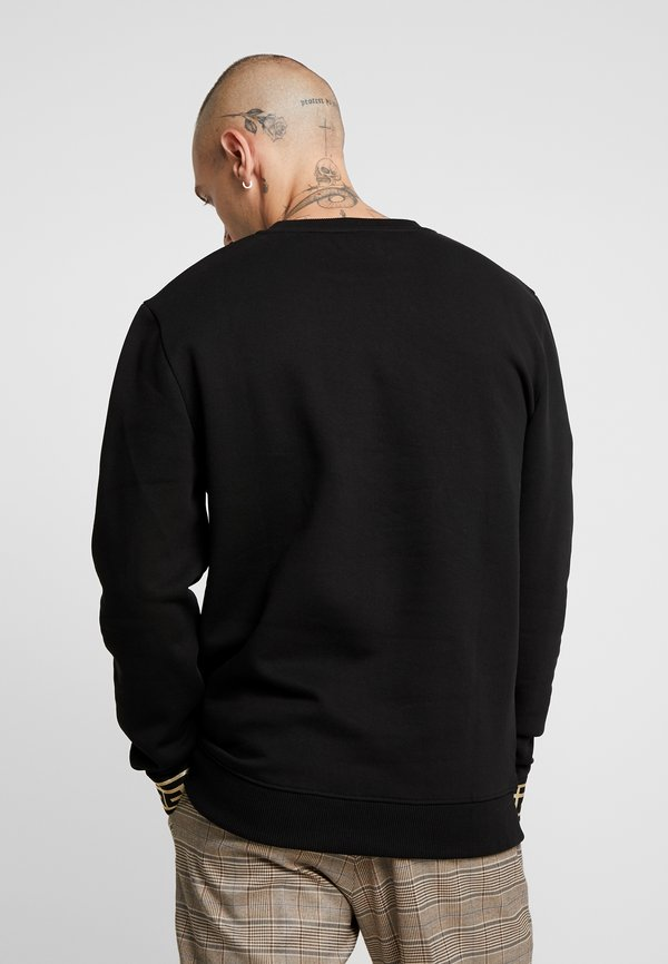 Glorious Gangsta DEKOTA LOGO - Bluza - black/czarny Odzież Męska BRBW