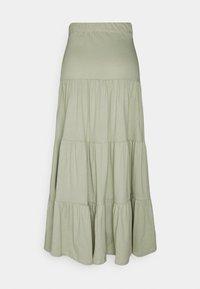 ONLY - ONLMAY LIFE SKIRT - Maxi skirt - desert sage - 5
