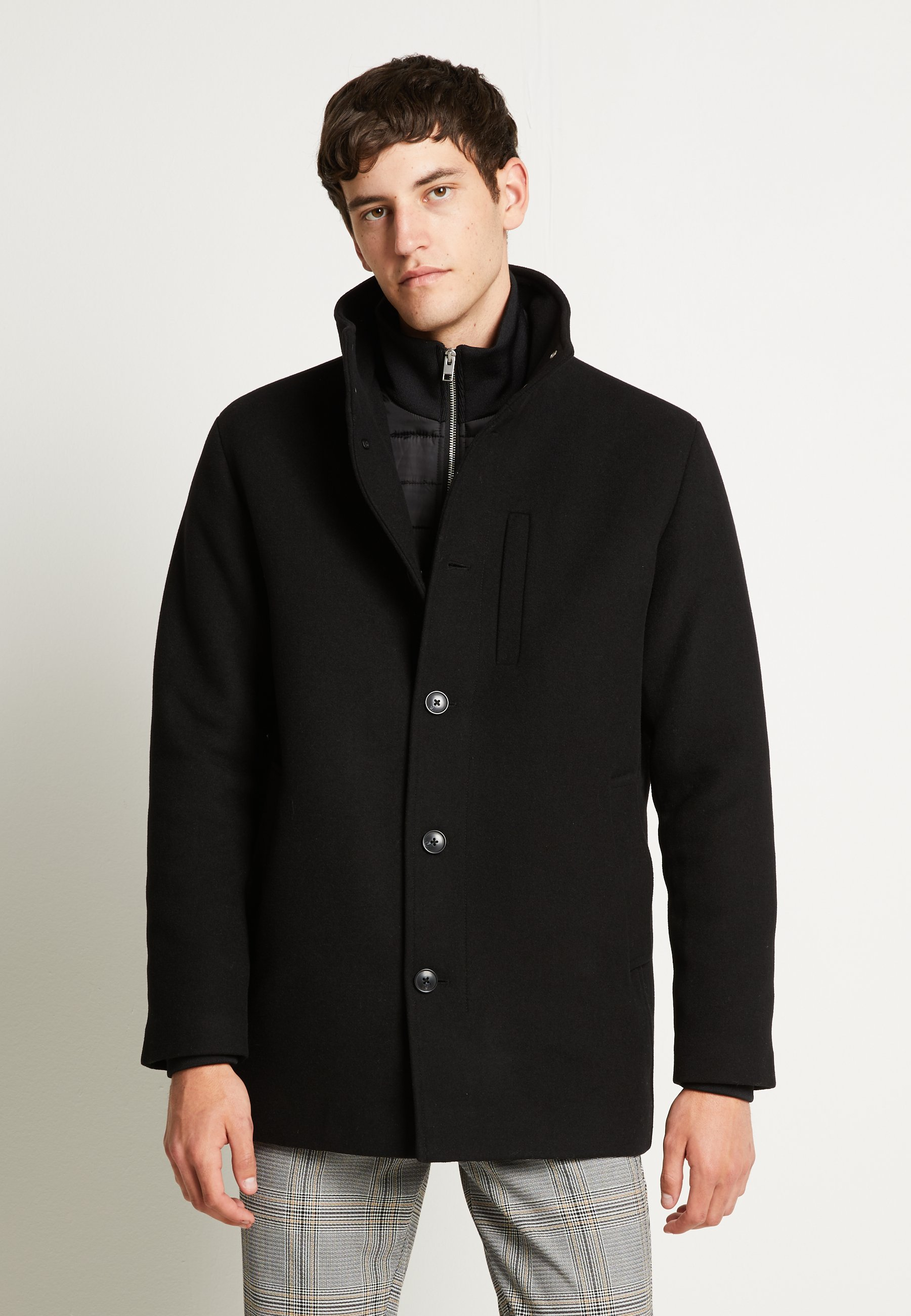 Uomo JJDUAL JACKET - Cappotto classico