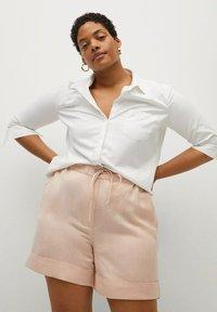 Violeta by Mango - COTILI8 - Shorts - pastel pink - 0