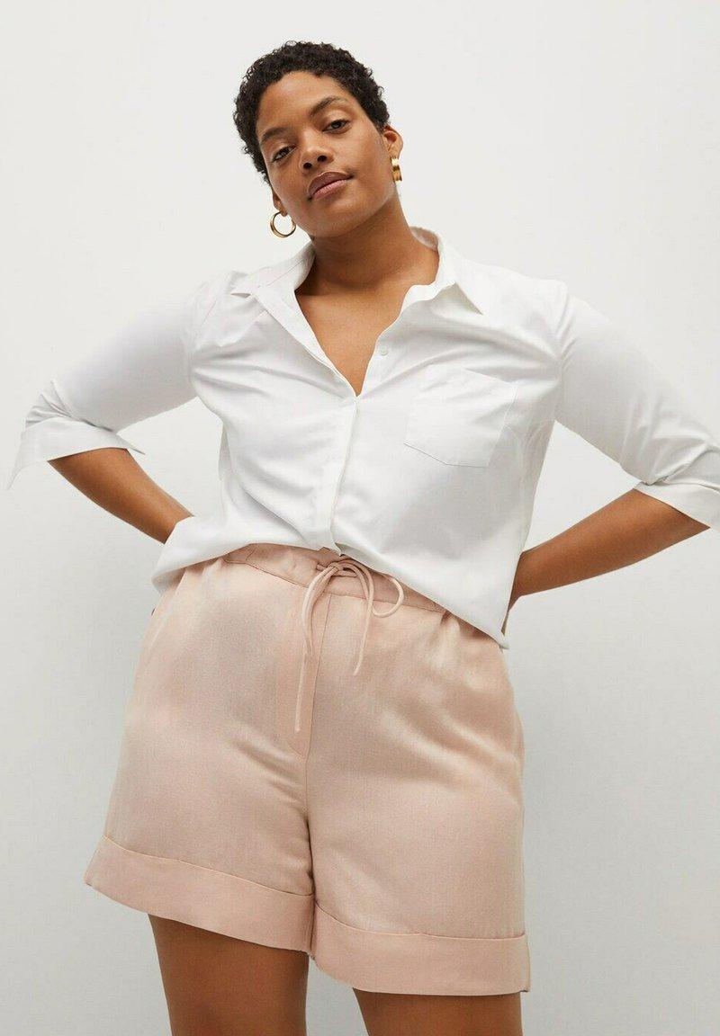 Violeta by Mango - COTILI8 - Shorts - pastel pink