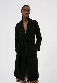 HUGO - MESUA - Klasyczny płaszcz - black - 0