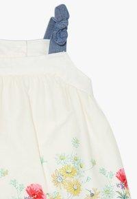 GAP - BORDER - Korte jurk - ivory frost - 3