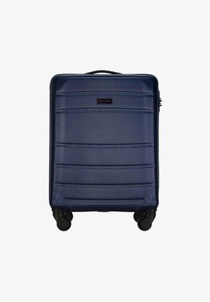 GLOBE LINE - Wheeled suitcase - dunkelblau